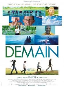 affiche FILM DEMAIN