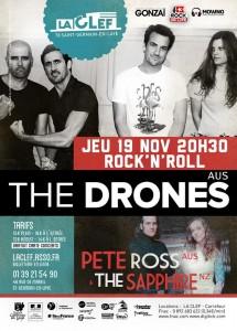 The Drones à la Clef