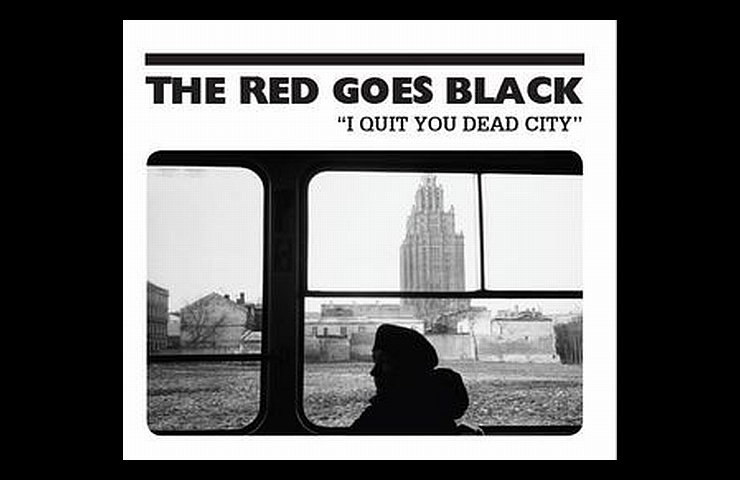 the red goes black