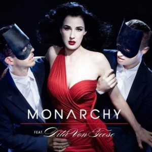 Monarchy cover