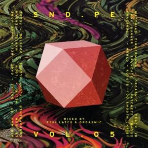 Teki Latex et DJ Orgasmic cover