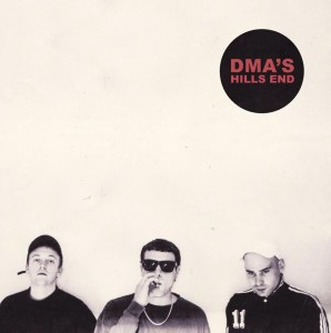 DMA's cover
