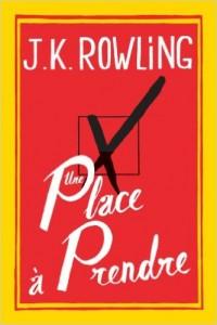 JK Rowling couverture