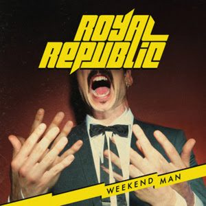 royal republic CD cover
