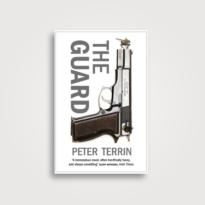 peter terrin the guard