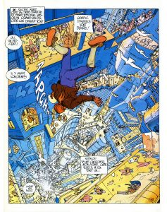 The Incal by Jodowrosky & Moebius
