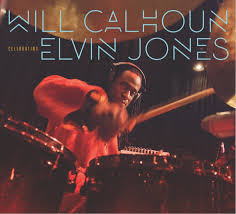 Will Calhoun celebrating Elvin Jones