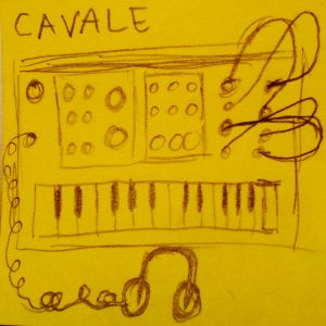 dessin original Cavale