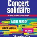 Concert solidaire Elysée Montmartre