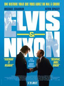 Elvis Nixon jaquette
