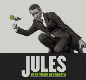 Jules et sa rose verte