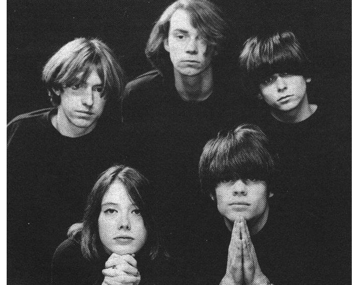 SLOWDIVE young