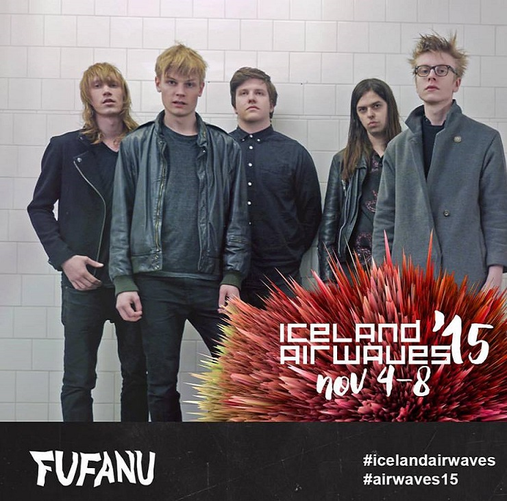 fufanu Iceland Airwaves 2015