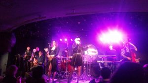 Nouvelle Vague au Jazz Club