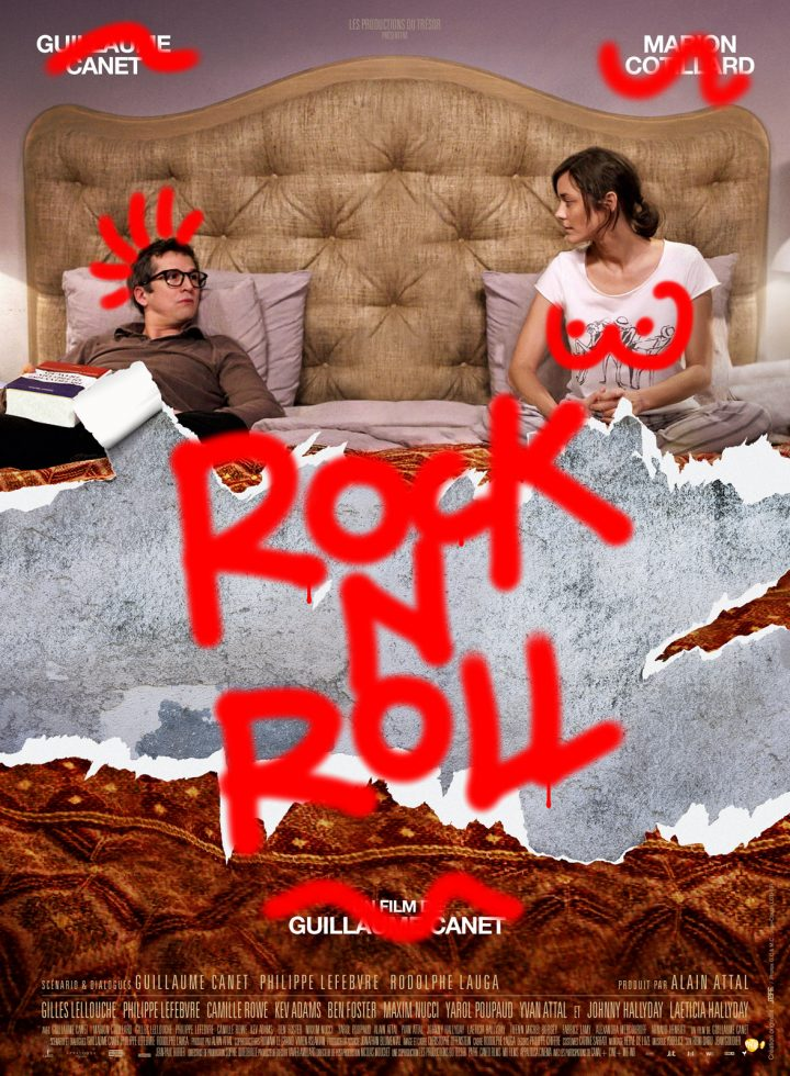 Rock'n'roll affiche film