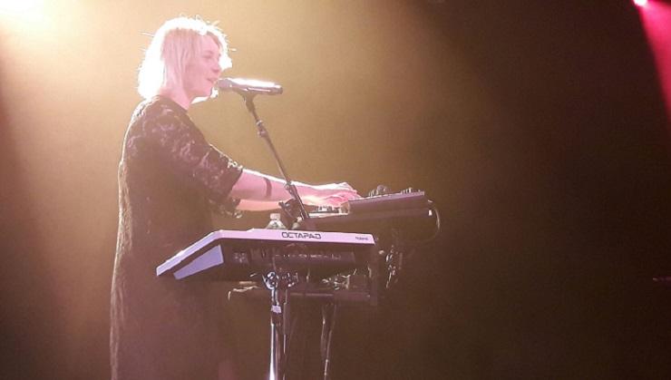 PETHROL - Live @Carreau du Temple 17.03.2017 - Héloïse Derly