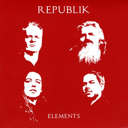 Pochette album Elements de REPUBLIK