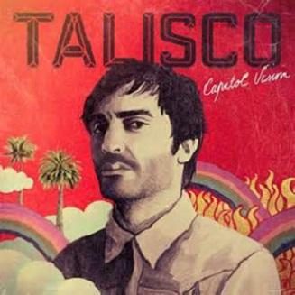 Pochette album TALISCO Capitol Vision