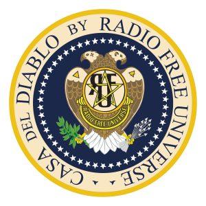 Radio free universe casa del diablo LP