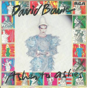 David Bowie - Ashes to Ashes (single)