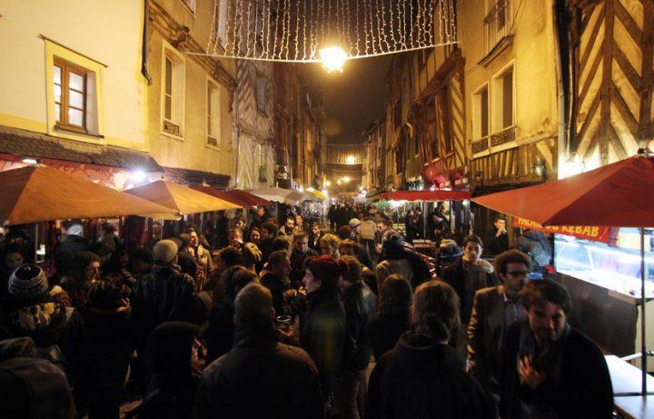 Rue-saint-michel @Rennes