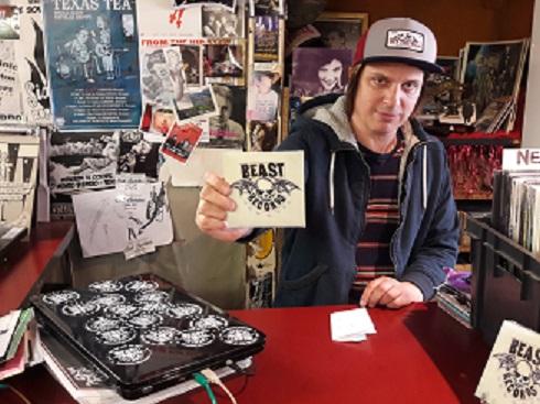 Seb Blanchais - Beast Records