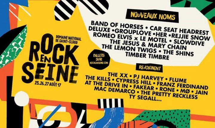 Rock en Seine 2017 prog