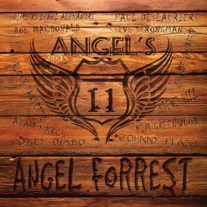 Angels 11 album Angel Forrest