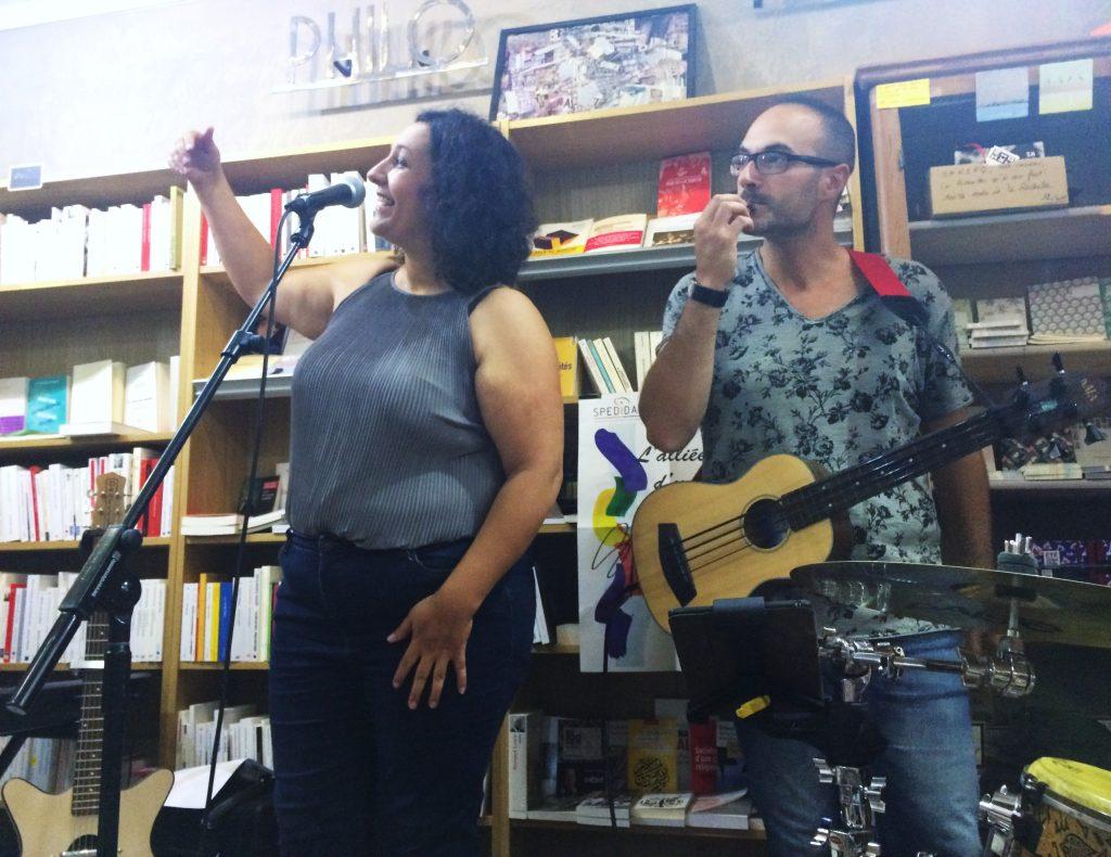 Anita Farmine Librairie