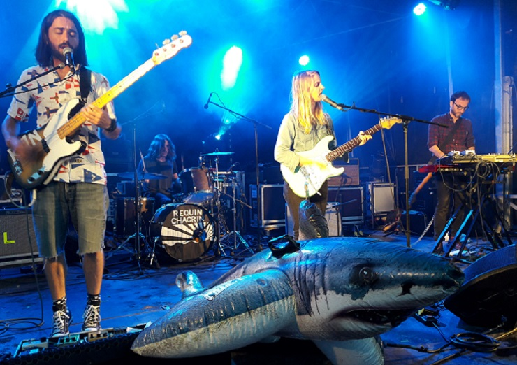REQUIN CHAGRIN @BICHES FESTIVAL 30.06.2017