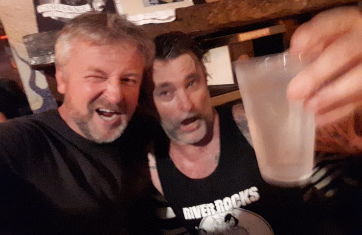 Six Ft Hick_6 - Geoff Corbett & Alechinsky@Mondo Bizarro - 24.07.2017