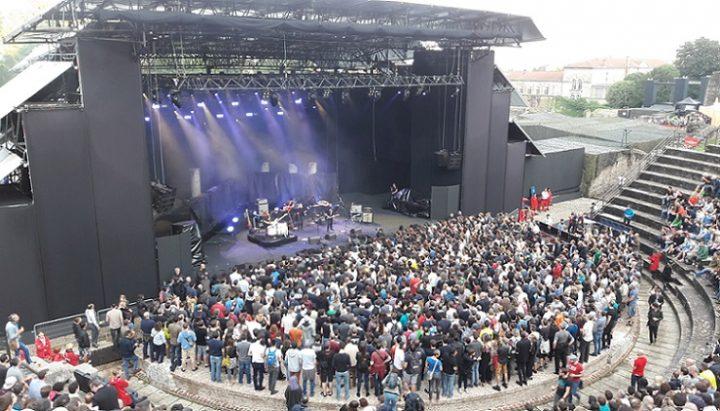 THEATRES ROMAINS DE FOURVIERE - FESTIVAL LES NUITS DE FOURVIERE - 10.07.2017