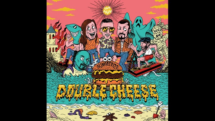 Artwork Double Cheese Summerizz