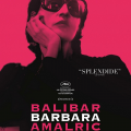 Affiche film BARBARA - Réalisateur Mathieu Amalric - 2017