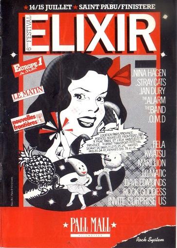 Festival Elixir 1983