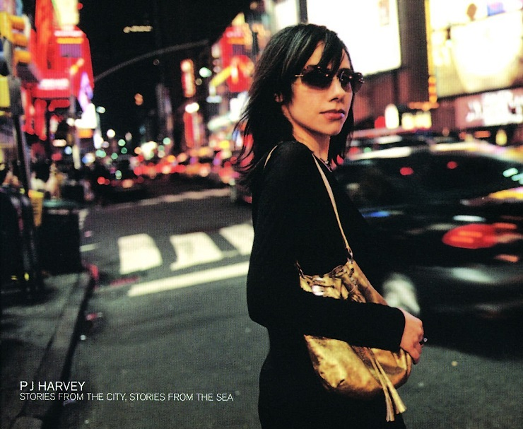 PJ Harvey - Album Stories from the city, stories from the sea - 2000