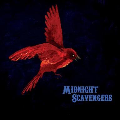Artwork 1st LP Midnight Scavengers
