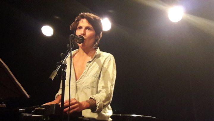 Concert littéraire ''Autour de Sylvia Plath'' de Robi @Forum Léo Ferré Ivry-sur-Seine 26.10.2017