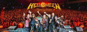 Helloween band 2017