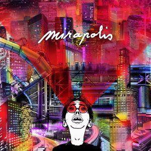Rone Mirapolis-Album2017-MichelGondry