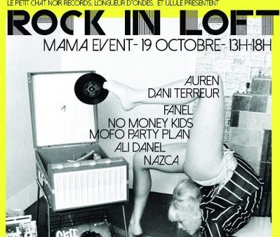 rock in loft image