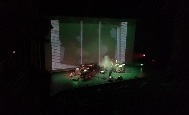 Concert Jay-Jay Johanson - Théâtre de Caen - 21.11.2017