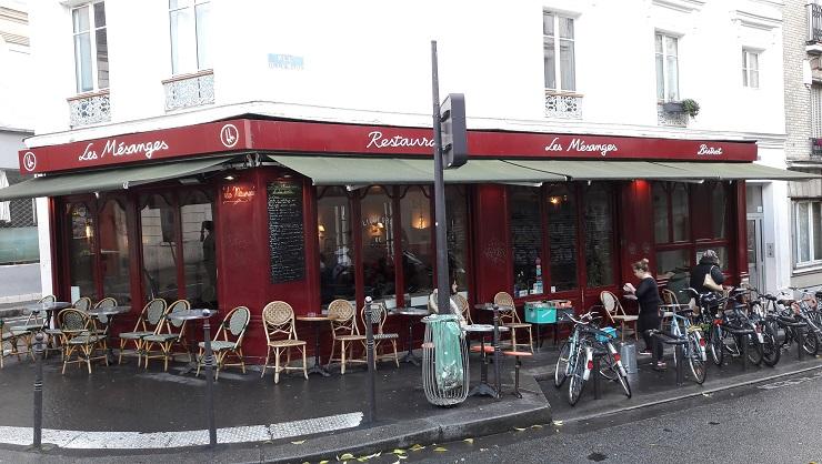 Les Mésanges Bistrot - 82 rue de la Mare - Paris 20e