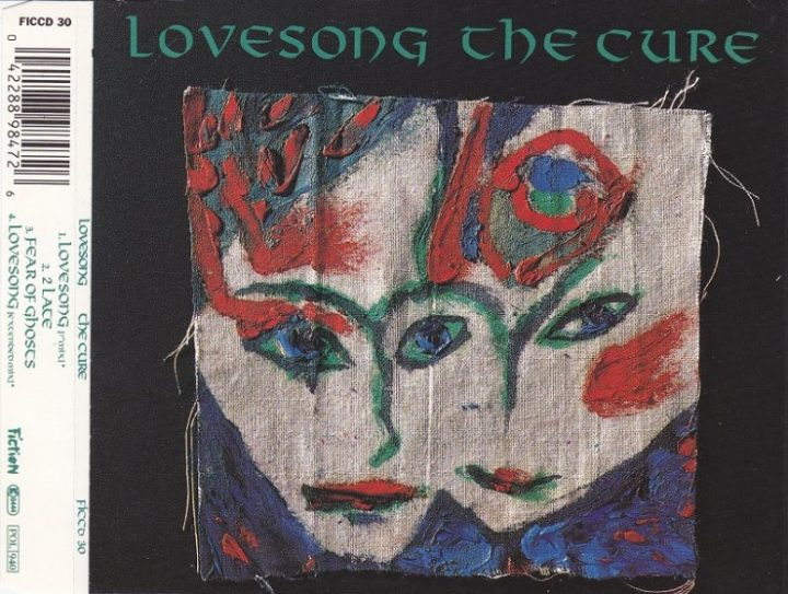 The Cure Lovesong - Image à la Une