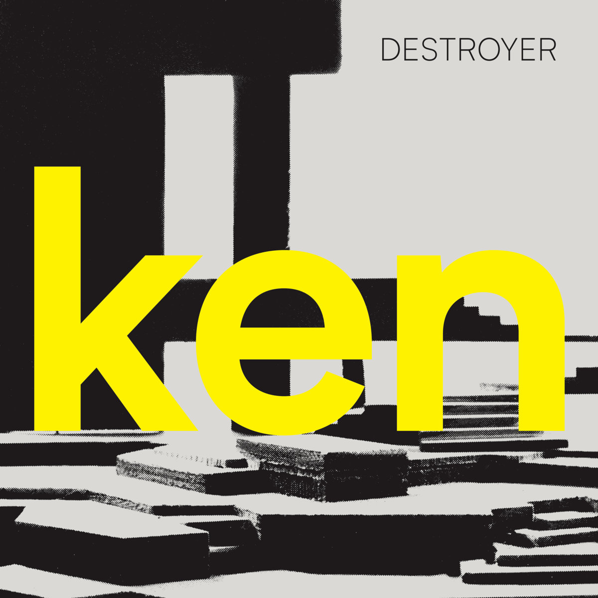 destroyer KEN album 2