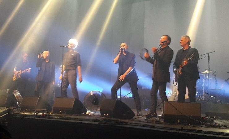 Concert Marquis de Sade @Liberté Rennes 16.09.2017.