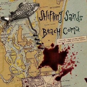 Cover Shifting Sands - Beach Coma