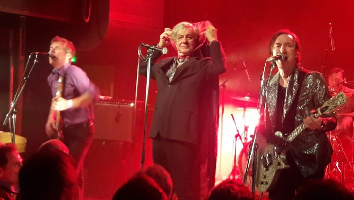THE FLESHTONES @Petit Bain Paris_30.11.2017