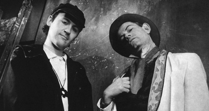 Dan Treacy & Jowe Head - Television Personalities