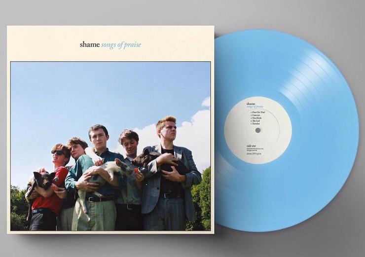 Shame Songs of praise album